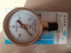 YB系列不銹鋼壓力表具有較高的測量精度和持久的穩定性