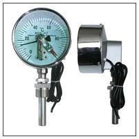 上海仪表双金属温度计厂家直销_WSSN耐震电接点双金属温度计