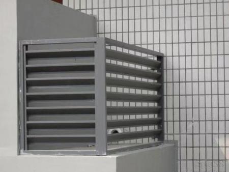 铝合金百叶窗厂家-吉林铝合金空调罩-江苏铝合金空调罩