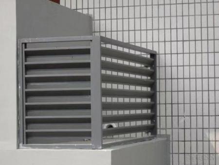 空调百叶窗的散热问题怎么解决——空调百叶窗生产【佳海】