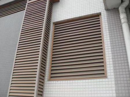 铝合金百叶窗厂家-黑龙江室外空调百叶窗-山东铝合金空调罩