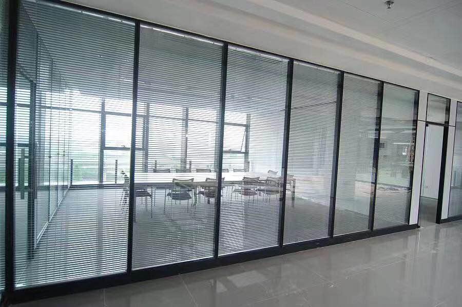 兰州办公玻璃隔断|甘肃办公隔断|兰州隔断拆装-推荐办公玻璃