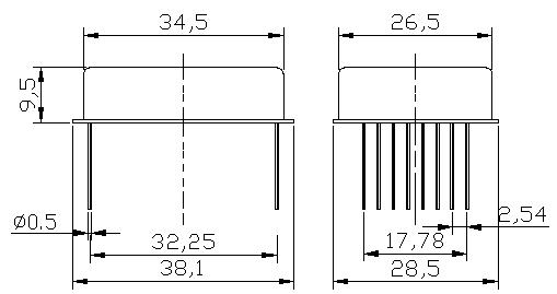 EMI输入滤波器GAIA滤波器KG9501国产化解决方案