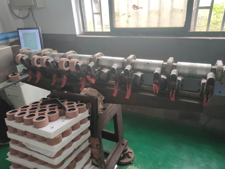 纺机用皮辊轮