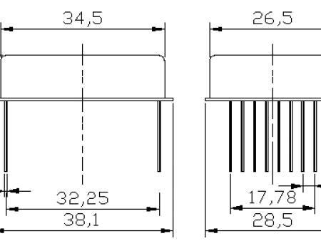 GAIA滤波器KG9501国产方案HT9501输入滤波器
