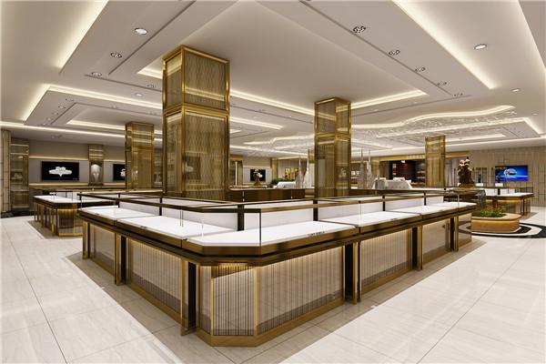 安徽珠宝展柜——耀东珠宝展柜定制专家13970968121
