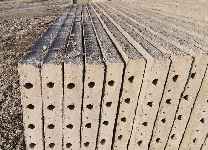 新型水泥围墙板生产厂家-安徽8公分水泥板围墙板
