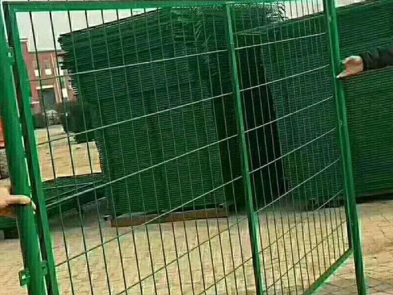 甘肃边框护栏网-兰州防护网加工厂