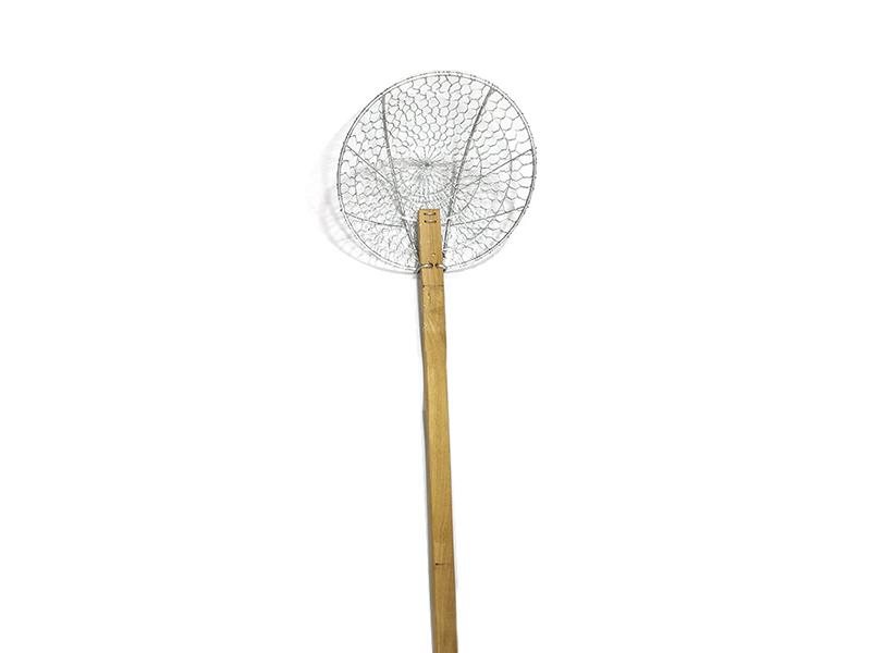 小漏勺批发-在哪能买到实惠的竹柄钢制大炸厘