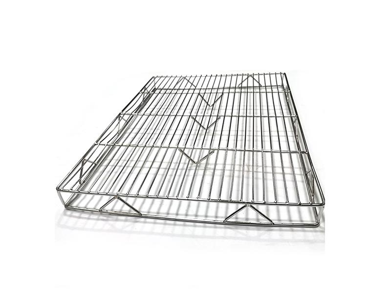 双层烧烤网-不锈钢烧烤网架-不锈钢烧烤网格
