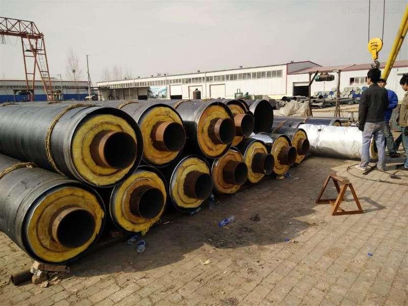 新疆防腐保温管厂家-吐鲁番聚氨酯复合保温管价格