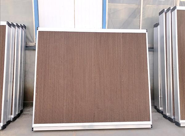 大棚降温设备-15厚不锈钢水帘墙生产厂家