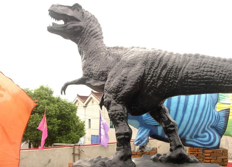 南阳雕塑厂 水泥雕塑