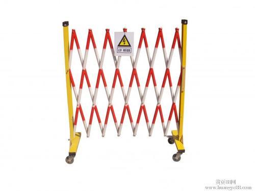 伸缩玻璃钢围栏