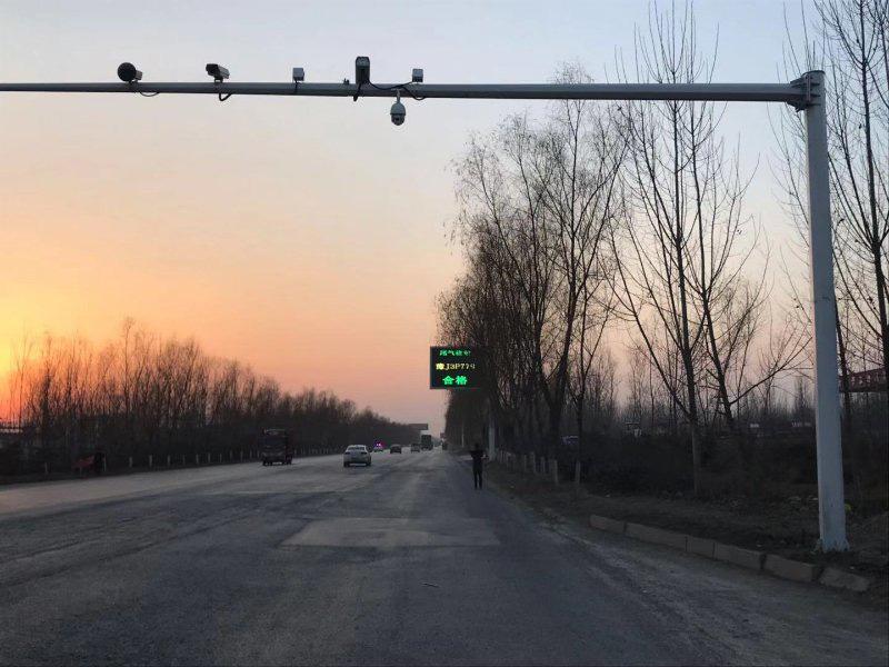 交通监控杆厂家-济源交通监控杆安装-驻马店交通监控杆