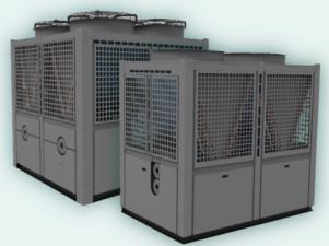 新疆空气源热泵厂家-库尔勒空气源热泵定制