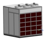 新疆蒸發空調價格-和田干空氣能蒸發冷卻空調價格