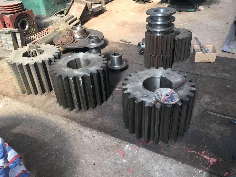 回转式烘干机-烘干机大齿轮价位-烘干机大齿轮价格