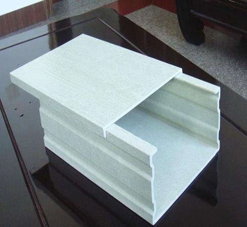 槽钢圆棒拉挤型材