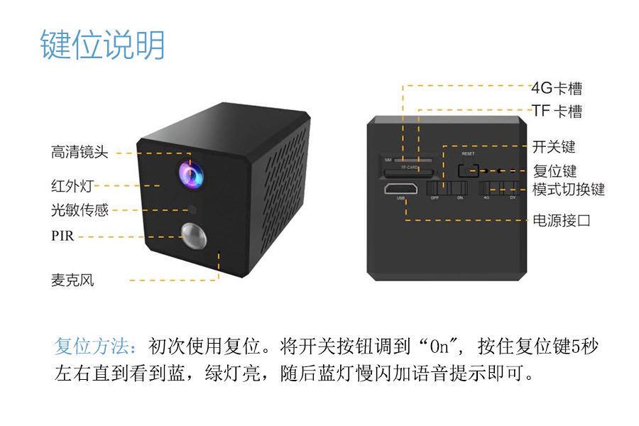 具有品牌的维拍物联4G迷你低功耗摄像机-低功耗4G迷你摄像机哪里有