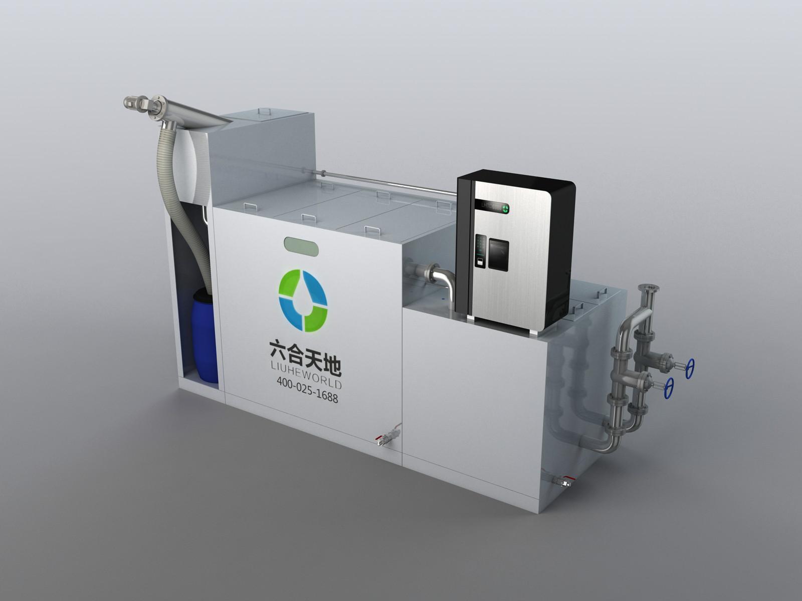 郑州餐饮油水分离器-油水分离器过滤器-湖北水油分离器