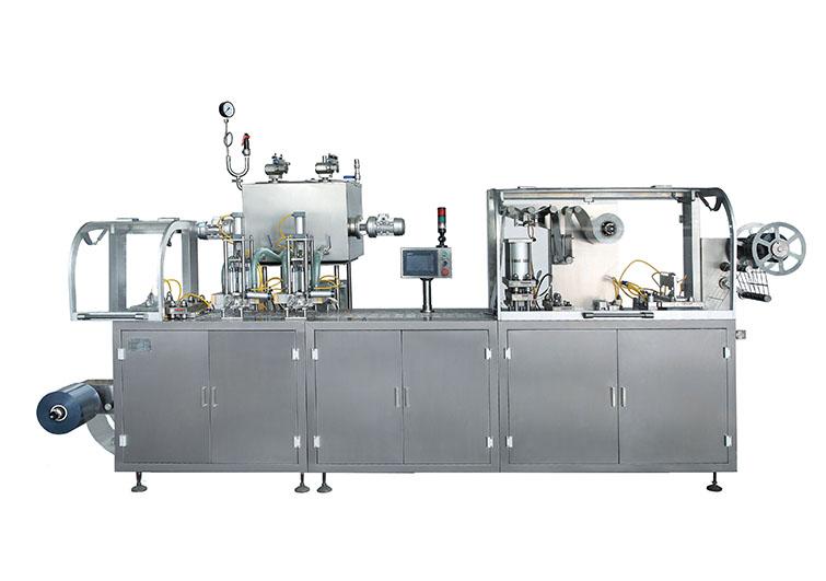 DPP-250Y 液体灌装泡罩包装机