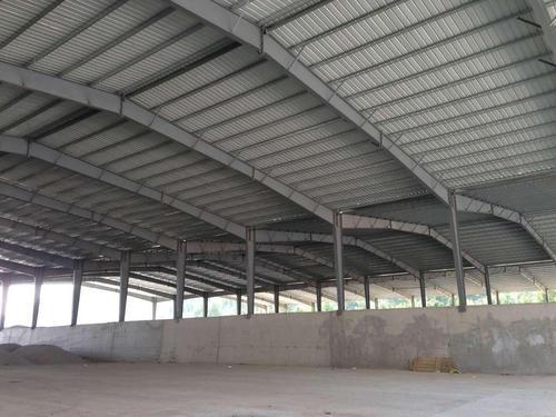 钢结构工程设计案例-甘肃钢结构设计公司属甘肃鑫吉祥钢结构
