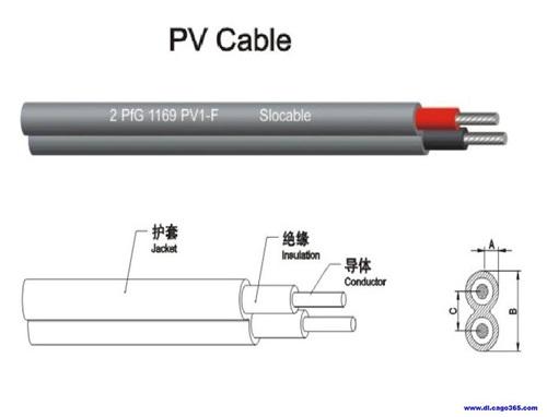光伏发电系统厂家_许昌哪里有供应优良的光伏直流线