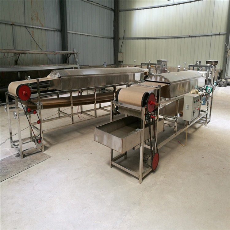 多功能粉皮機廠家 粉皮機廠家電話 蒸汽粉皮機價格-鄭州中久