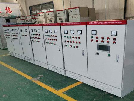 青州消防双电源控制柜生产厂家-昌乐自动化电气控制柜厂家