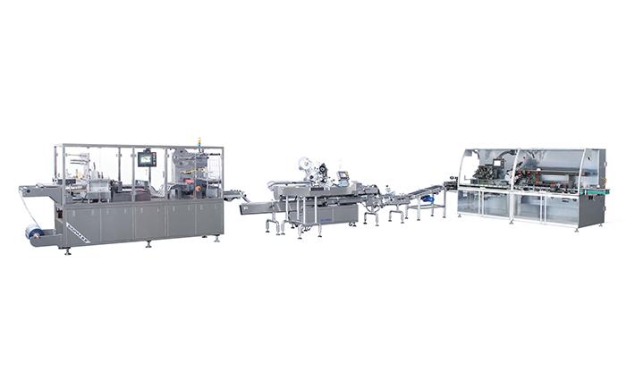 DHP-100A 全自动瓶装生产线