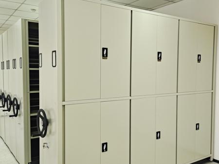 密集柜-玻璃文件柜-资料柜