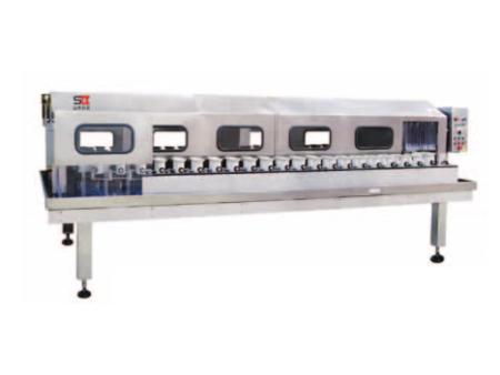 人工链式冲瓶机生产基地-潍坊人工链式冲瓶机价格