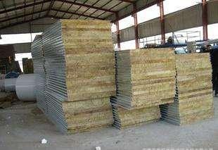 【三和彩钢】 威海岩棉板 威海岩棉板厂家 威海岩棉板价格