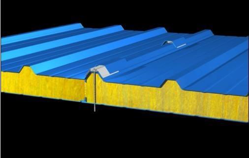 威海玻璃丝棉板_威海岩棉板批发_威海岩棉板厂家_威海三和彩钢