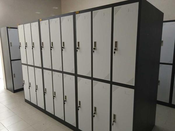 上海辦公家具_要買品質更衣柜就找鶴力辦公家具