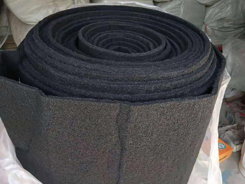 光氧催化活性炭棉|濟南過濾棉_廠家