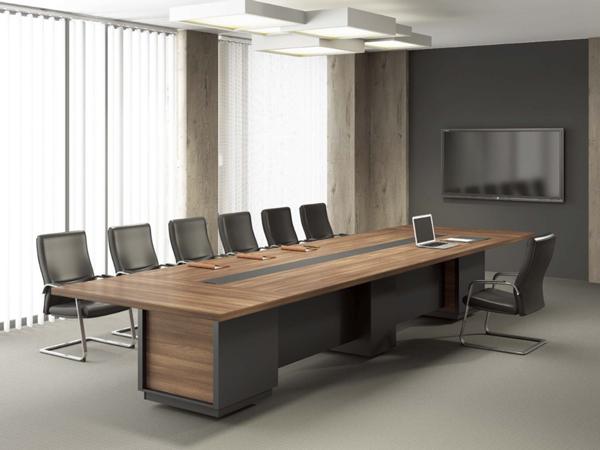會議桌-江蘇簡約會議桌-黃浦區簡約會議桌
