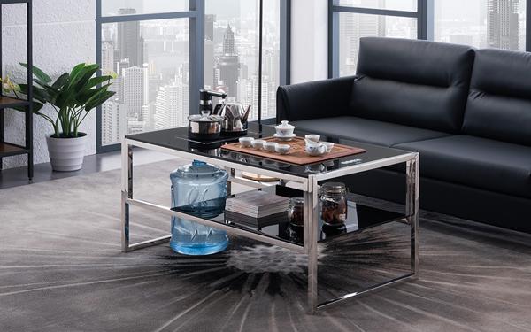 实木会议椅-买茶几认准鹤力办公家具