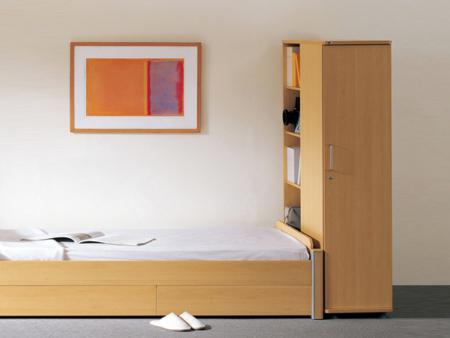 公寓床-实木老板台-总裁桌