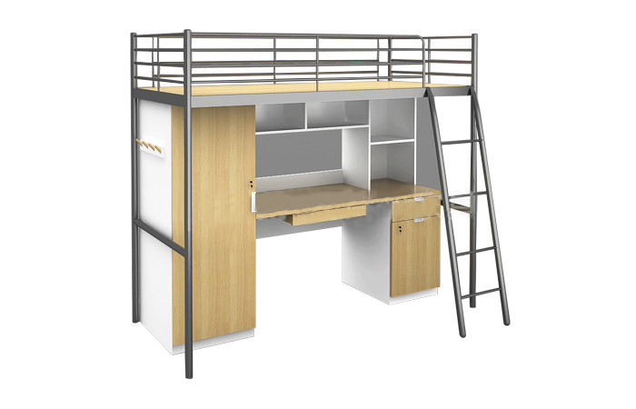 公寓床-更衣柜-上整���|�剐嵌既诵幕袒毯8�衣柜