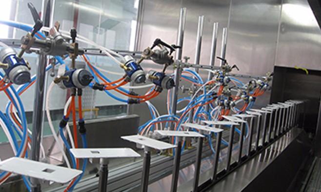 自动喷漆设备_喷涂机器人-选择昌盛喷涂设备公司
