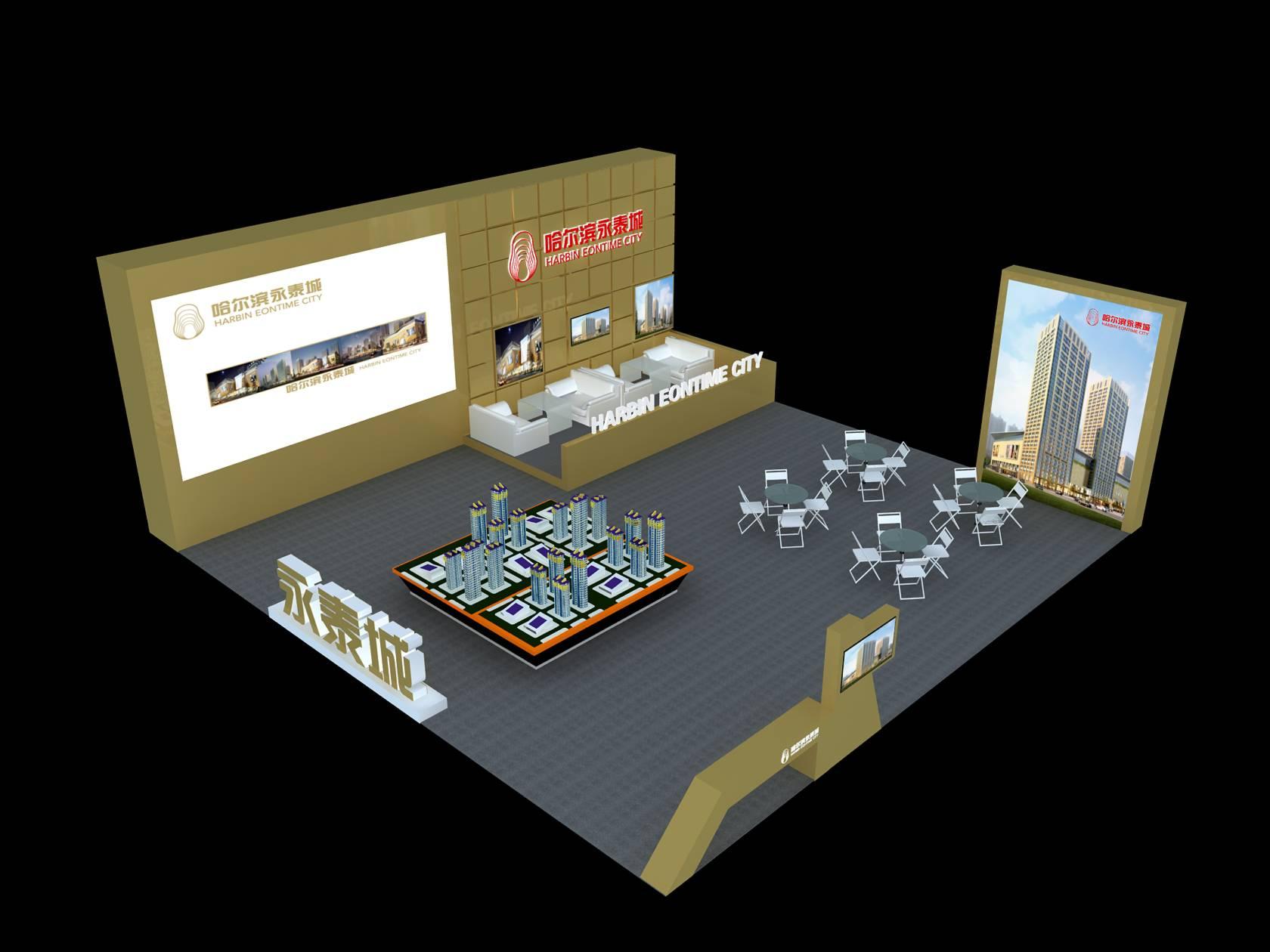 长春铝型材租赁-哈尔滨展览展示工厂-哈尔滨展览展示施工