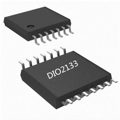 DIO2133电源电压为3.3V各种医疗设备芯片货源充足