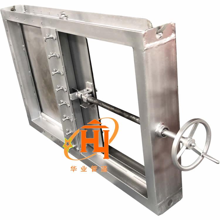 调节插板门-磨煤机热风双插板门打不开-什么是插板门