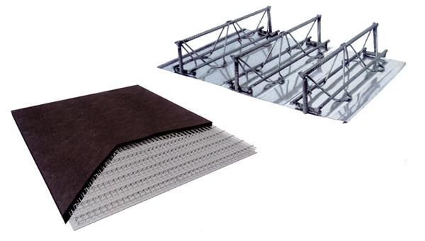 漳州钢结构-钢筋桁架楼承板价格-桁架钢筋混凝土叠合板