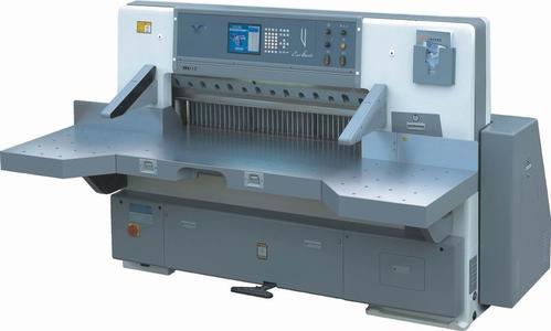切纸机图片-选购高性价切纸机就选聚泰机械