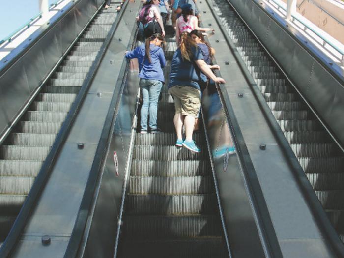 扶梯銷售商-供應濰坊高品質的扶梯