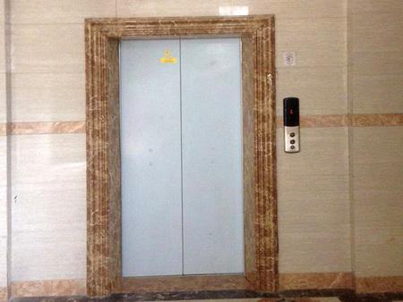 PVC电梯门套花色-浙江仿铜拉丝电梯门套