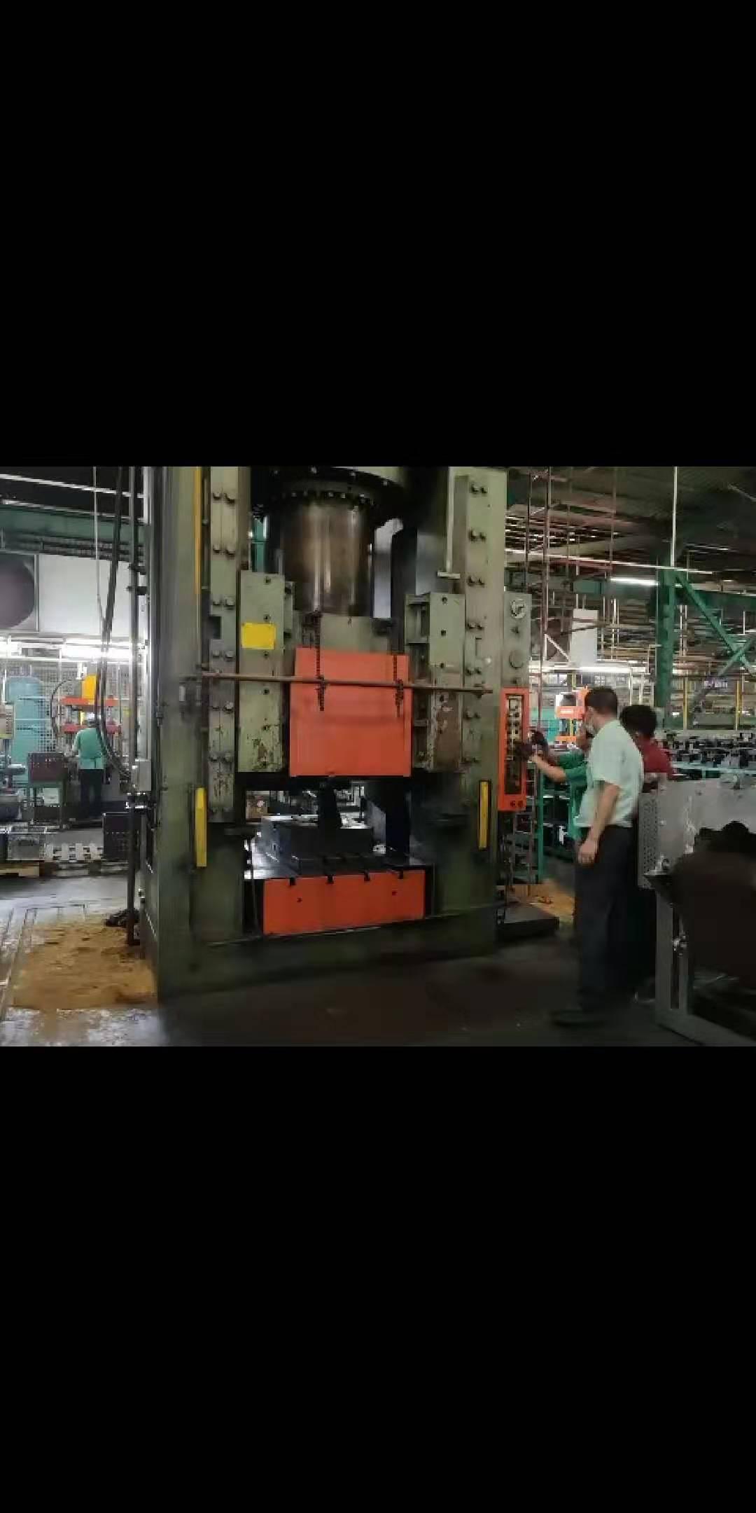 内销油压锻造机-瑞鑫机械二手油压锻造机变卖推荐